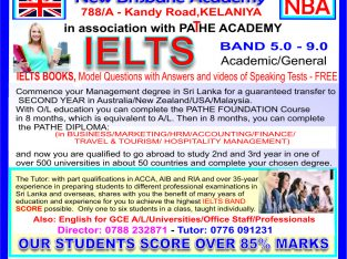 IELTS, German and English Classes