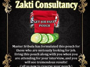 GET JOB FAST POUCH