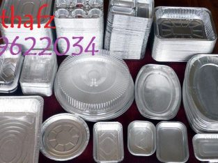 Aluminium Food Container Wholesale Supplier sri l