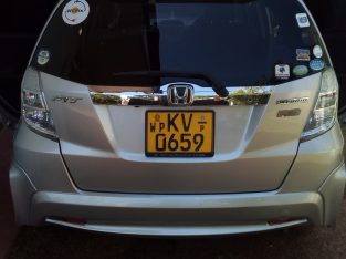 HONDA FIT GP 1 FOR SALE