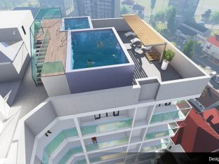 Luxury Apartments in Maharagama Town