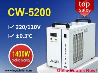 Compact Water Chiller CW5200