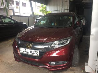 Honda Vezel for sale