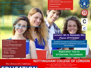 Advanced Diploma in English