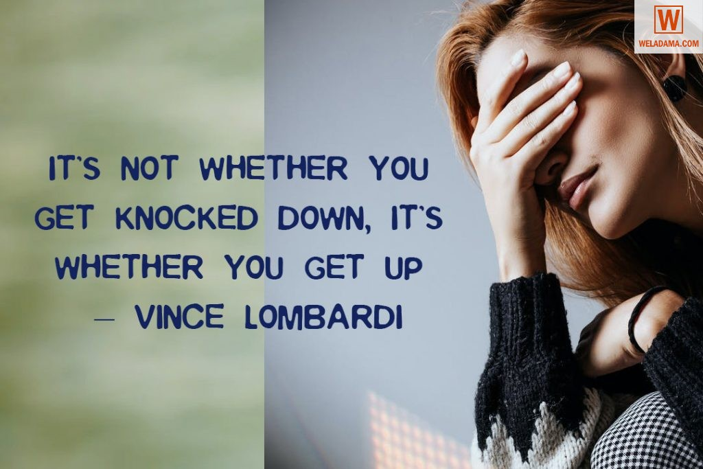 Motivational Quote by Vince - Weladama free ad posting site in sri lanka