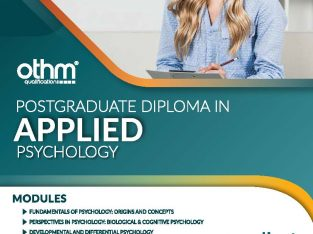 Post Graduate Diploma in Applied Psychology