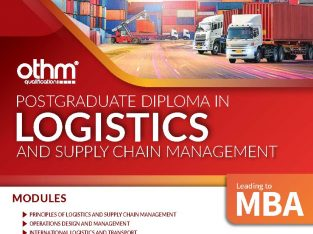 Post Graduate Diploma in Logistics and Supply …