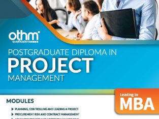 Post Graduate Diploma in Project Management