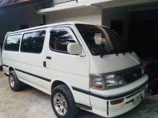Toyota dolphin super GL 1996
