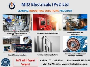 Generator, Electrical and Other Solutions Provider