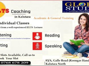 Best IELTS coaching now in Kalutara