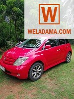 Toyota IST 2007 Registered
