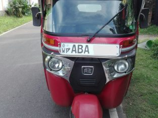 Bajaj 4 stroke three wheel – katunayake