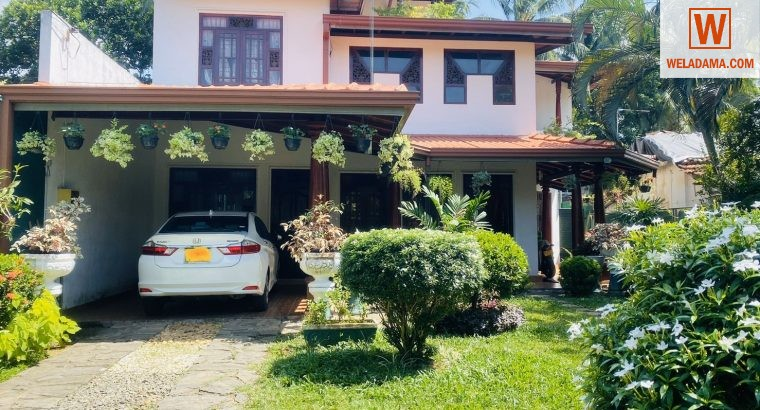 Urgent House for sale