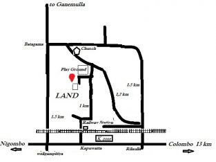 Land for sale in Jaela