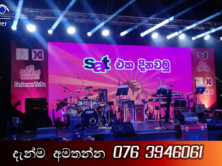 LED VIDEO WALL P3,P6,P10 COLOMBO SRILANKA