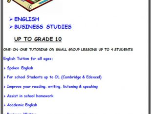 SPOKEN ENGLISH & BUSINESS STUDIES Tuition – RATMALANA