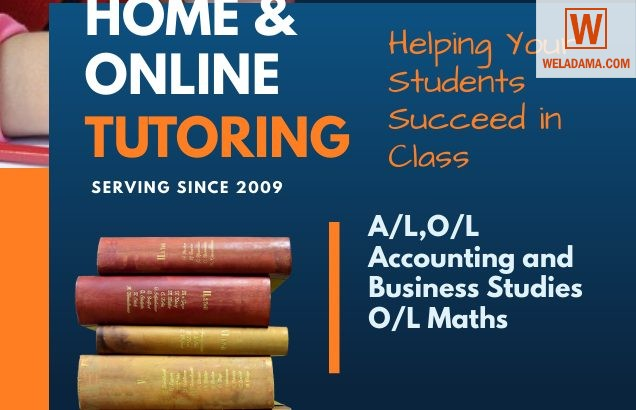 Tuition classes for A/L and O/L students
