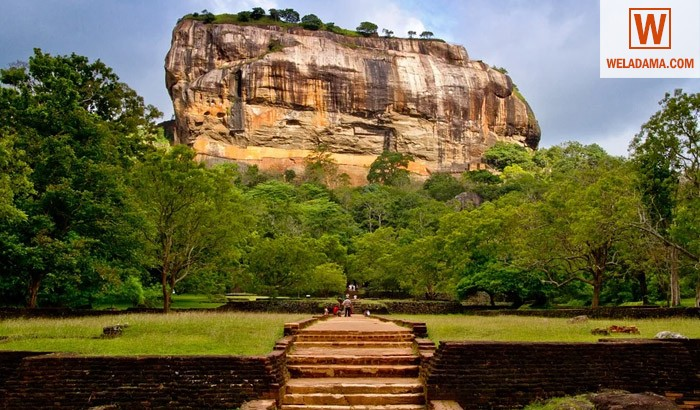 Sigiriya tours in Sri Lanka