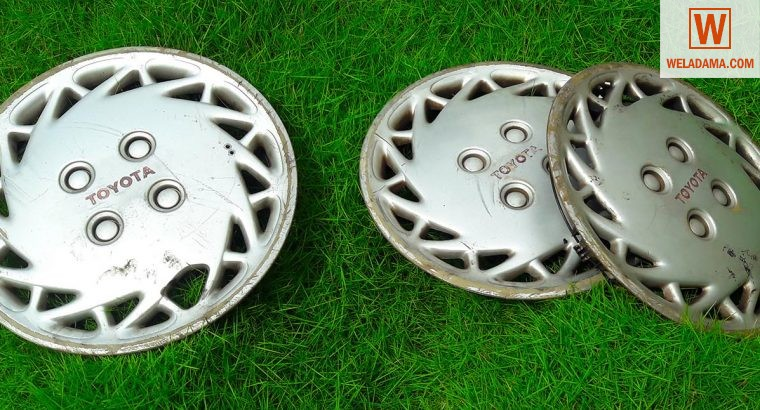 13″ Wheel Trims (Cups)
