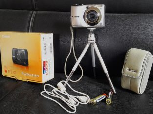 Canon Powershot A1200 Digital Camera 4GB
