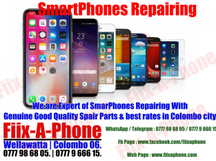 Cell Phones Repairs and Unlock Service
