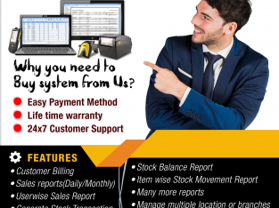 Online POS System for your company
