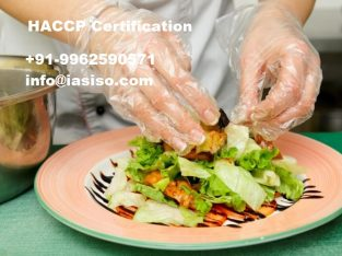 HACCP Certification Sri Lanka