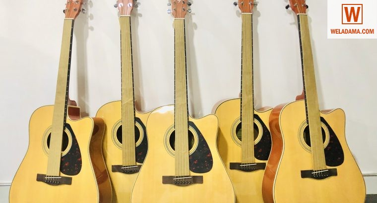 YAMAHA FX370C Imported Brand New Guitars in Kandy