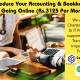 Reduce your Monthly Accounting/Bookkeeping Costs