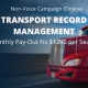 TRANSPORT RECORD MANAGEMENT