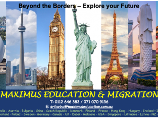 Study Abroad with Maximus Education