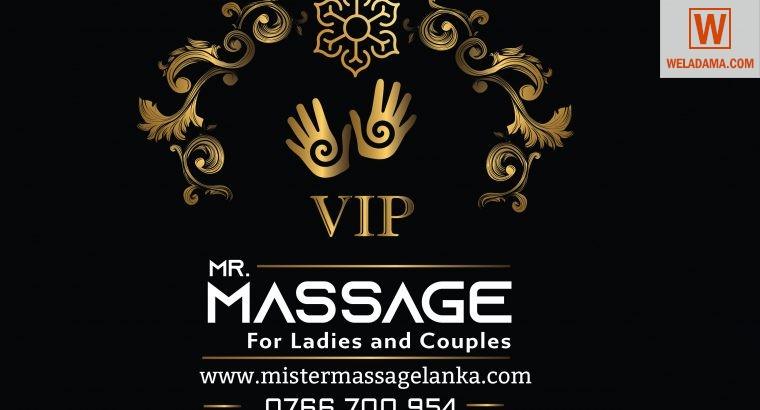 Mister Massage Lanka – Massage Service For Ladies
