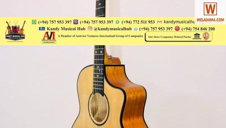 Box Guitars in Kandy