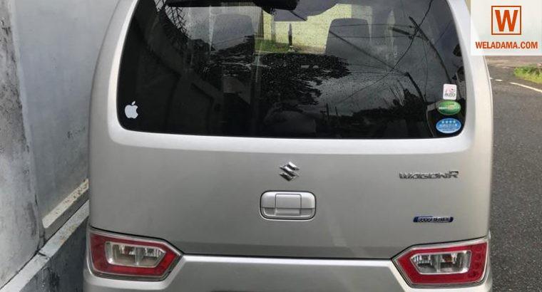 Suzuki Wagon R FX 2017 Car Registered (Used)