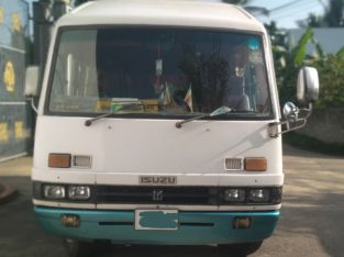 Bus for Sale – Isuzu Journey L