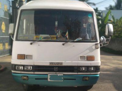 Bus for Sale – Isuzu Journey L
