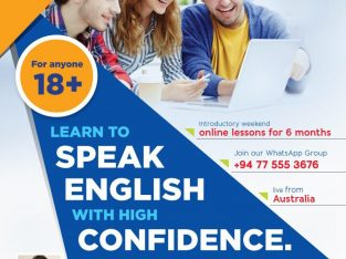 Online Conversational English Lessons