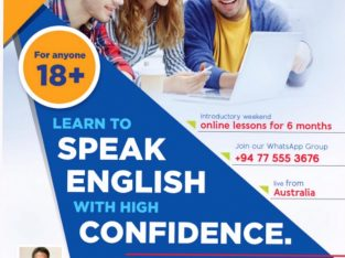 Conversational English Lessons