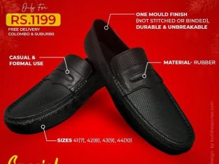 QUALITY SHOES FOR Rs 1250/= one year warranty