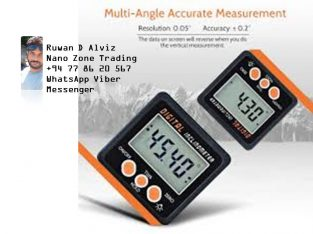 Digital Inclinometer – Buy It Now – Lowest Price