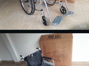 Wheelchair(commode)