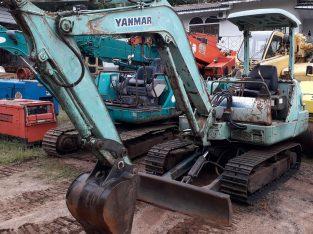 Yanmar B37-2 Excavator