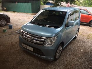 Suzuki Wagon R FZ Safety Package 2014