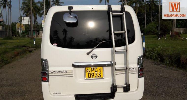 nissan Caravan for sale -kurunegala