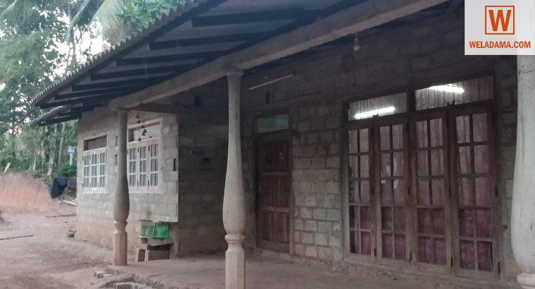 House for sale at Minuwangoda