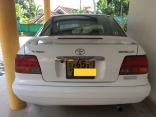 Toyota Corolla 110 Auto 1996