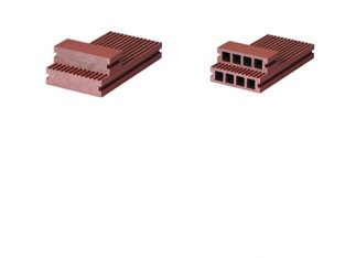 Wood Plastic Composite Sections
