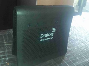Dialog 4G LTE Routers!!!