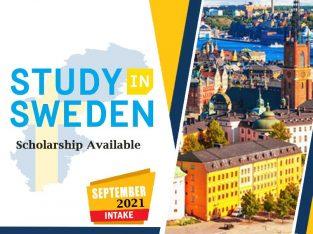 Study Family Settle in Sweden
